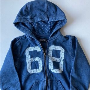 MAYORAL hooded sweatshirt